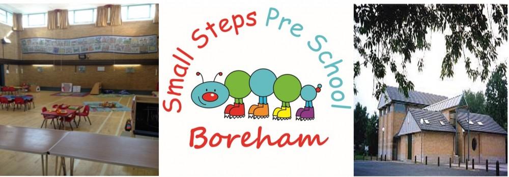 Small Steps Pre-School, Boreham